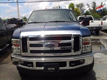 2010 Ford F-250 Super Duty