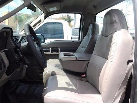 2008 Ford F-250 Super Duty XL 2dr Regular Cab LB RWD - Medley FL