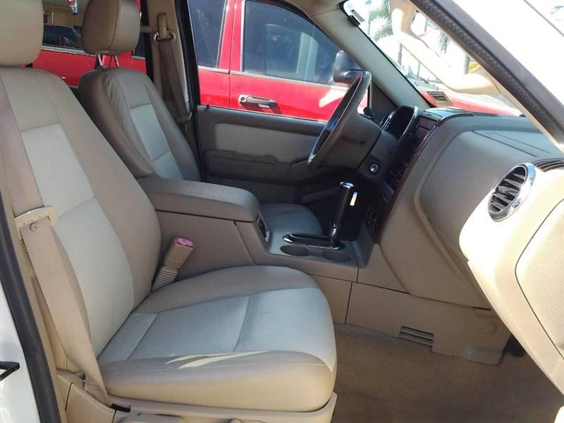2007 Ford Explorer Eddie Bauer 4dr SUV 4WD (V6) - Medley FL