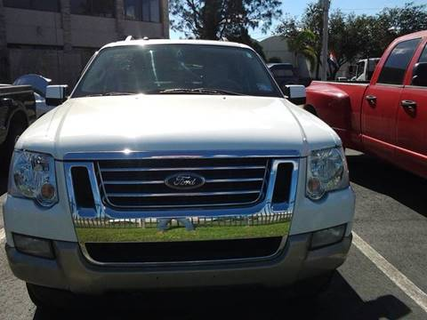 2007 Ford Explorer for sale at TRUCKS UNLIMITED WHOLESALERS in Medley FL