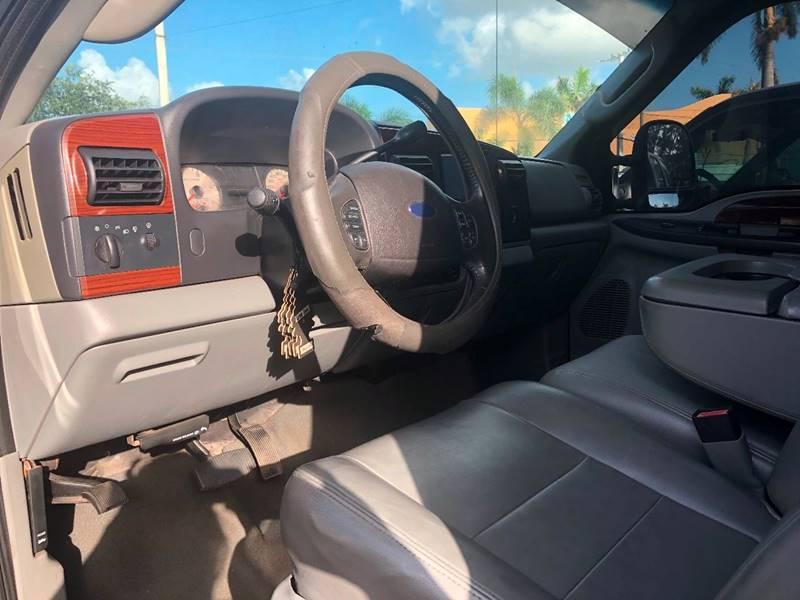 2006 Ford F-250 Super Duty Lariat 4dr Crew Cab 4WD SB - Medley FL