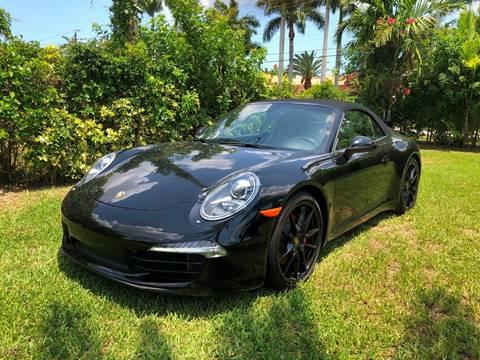 2014 Porsche 911 for sale in Medley, FL