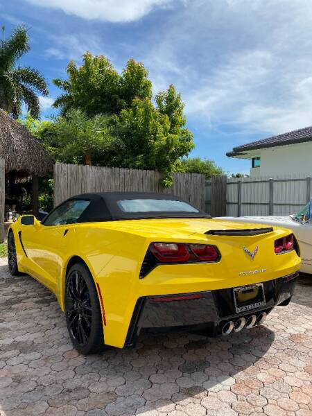 2019 Chevrolet Corvette Stingray 2dr Convertible w/3LT - Medley FL