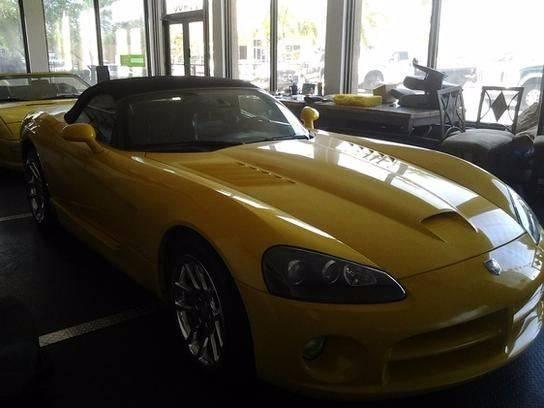 2005 Dodge Viper SRT-10 2dr Roadster - Medley FL