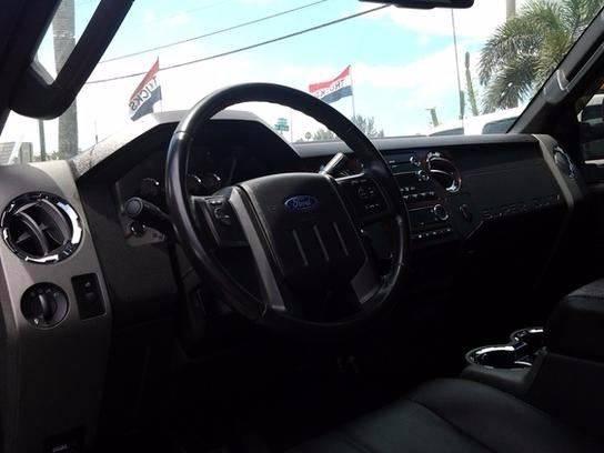 2010 Ford F-350 Super Duty 4x4 XLT 4dr Crew Cab 8 ft. LB DRW Pickup - Medley FL