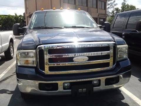 2006 Ford F-350 Super Duty