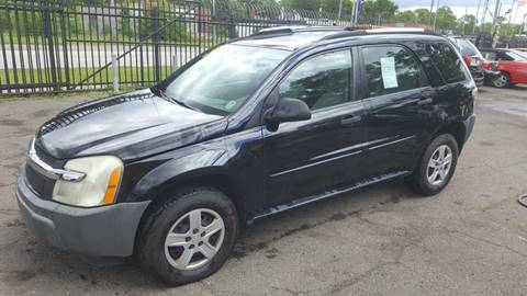 2005 Chevrolet Equinox for sale in Detroit, MI