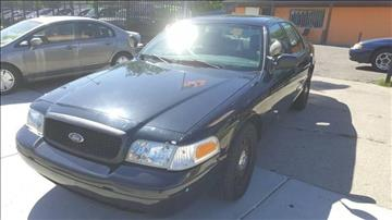 2007 Ford Crown Victoria for sale in Detroit, MI