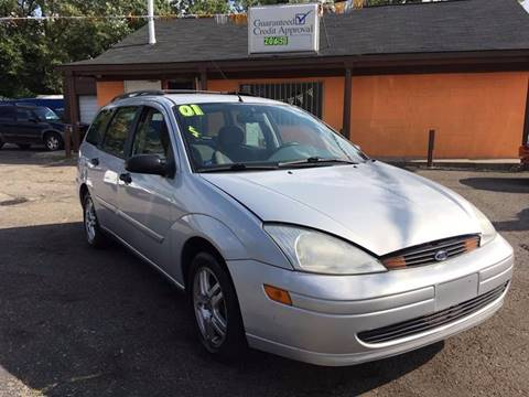 2001 Ford Focus for sale in Detroit, MI
