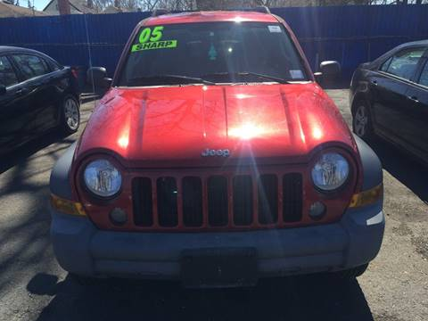 2005 Jeep Liberty for sale in Detroit, MI