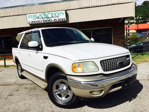 2002 Ford Expedition for sale in Birmingham, AL