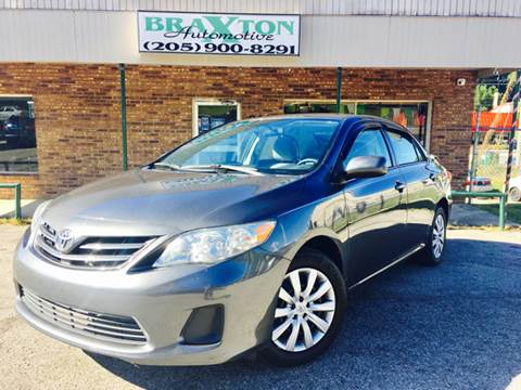 2013 Toyota Corolla for sale in Birmingham, AL