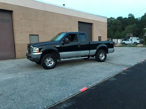 2004 Ford F-250 Super Duty for sale in West Warwick, RI