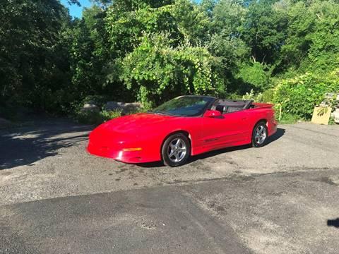 1996 Pontiac Firebird for sale in West Warwick, RI