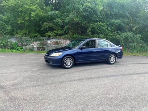 2005 Honda Civic for sale in West Warwick, RI