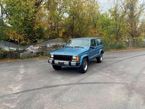1987 Jeep Cherokee for sale in West Warwick, RI