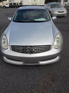 2007 Infiniti G35 for sale in Lexington SC