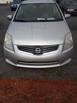 2011 Nissan Sentra for sale in Lexington, SC