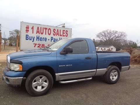 2002 Dodge Ram Pickup 1500 for sale in Lexington, SC
