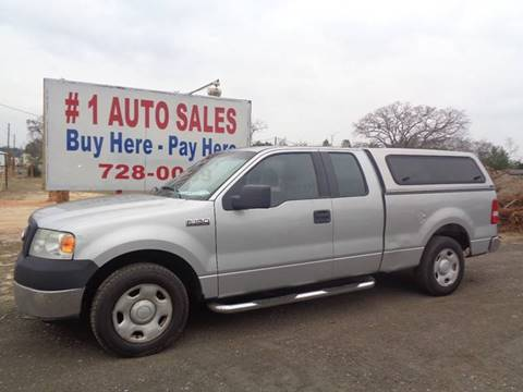2008 Ford F-150 for sale in Lexington, SC
