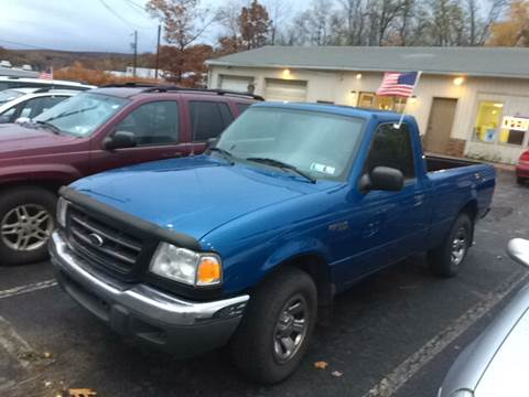 2001 Ford Ranger for sale in Scranton, PA
