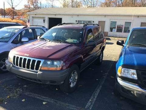 2002 Jeep Grand Cherokee for sale in Scranton, PA