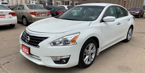2015 Nissan Altima for sale in Sioux City, IA