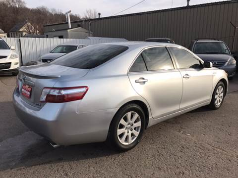 2007 Toyota Camry Hybrid for sale in Sioux City, IA