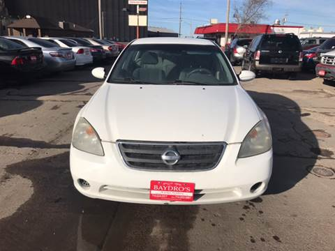 2003 Nissan Altima for sale in Sioux City, IA