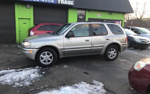 2002 Oldsmobile Bravada For Sale In Nevada Carsforsalecom