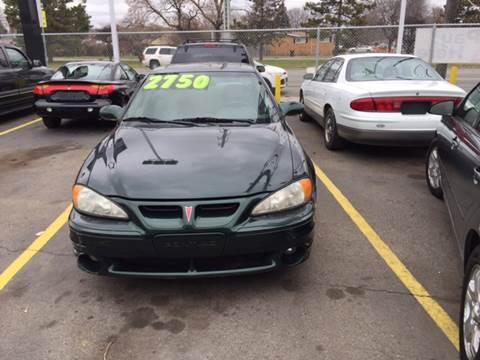 2003 Pontiac Grand Am for sale in Detroit, MI