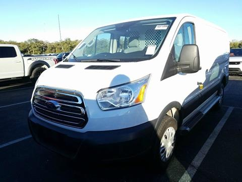 2016 Ford Transit Cargo For Sale In Fort Worth TX