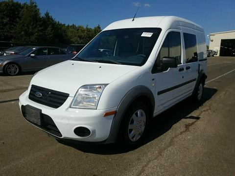 2013 Ford Transit Connect For Sale In Fort Worth TX