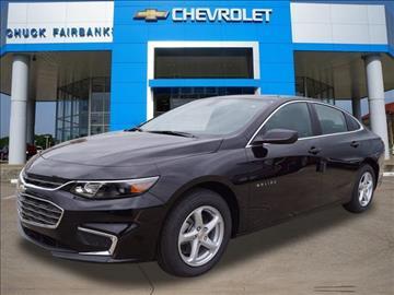 2017 Chevrolet Malibu for sale in Desoto, TX