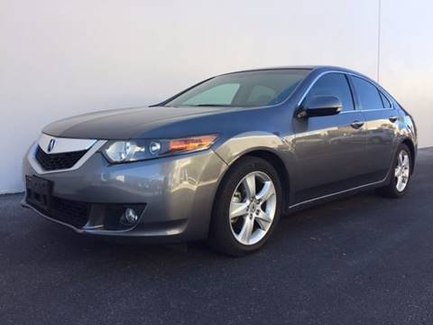 2010 Acura TSX for sale in Las Vegas, NV