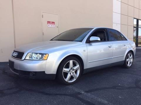 2002 Audi A4 for sale in Las Vegas, NV
