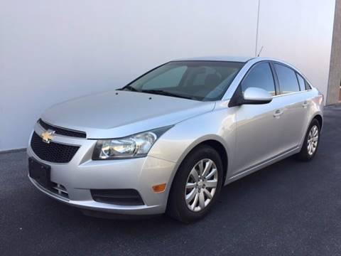 2011 Chevrolet Cruze for sale in Las Vegas, NV