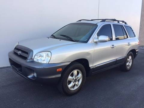 2005 Hyundai Santa Fe for sale in Las Vegas, NV