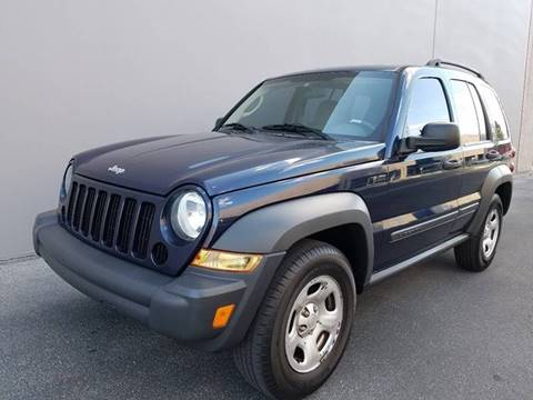 2007 Jeep Liberty for sale in Las Vegas, NV
