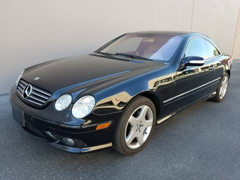 2003 Mercedes-Benz CL-Class for sale in Las Vegas, NV