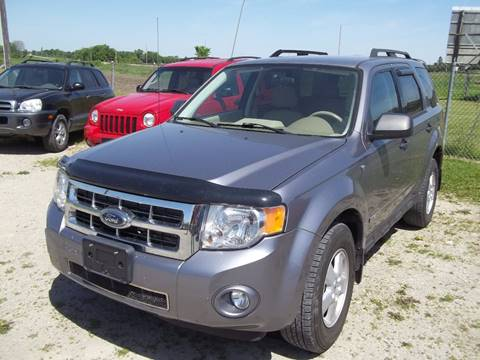 2008 Ford Escape for sale in Ixonia, WI