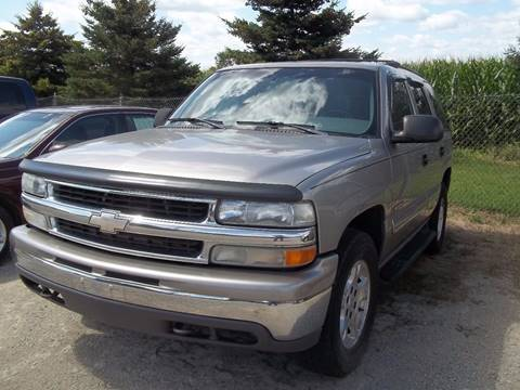 2000 Chevrolet Tahoe for sale in Ixonia, WI