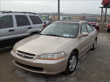 2000 Honda Accord for sale in Ixonia, WI