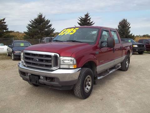 2003 Ford F-250 Super Duty for sale in Ixonia, WI