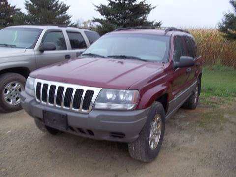 2002 Jeep Grand Cherokee for sale in Ixonia, WI