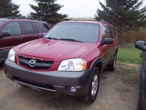 2003 Mazda Tribute for sale in Ixonia, WI