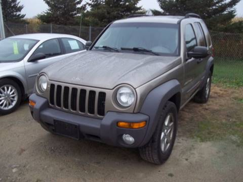 2003 Jeep Liberty for sale in Ixonia, WI