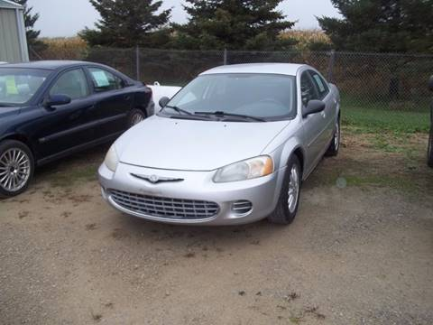 2002 Chrysler Sebring for sale in Ixonia, WI