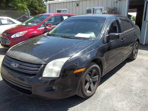2006 Ford Fusion for sale in Ixonia, WI