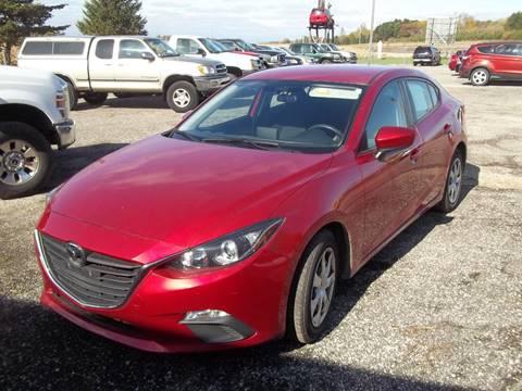 2015 Mazda MAZDA3 for sale in Ixonia, WI